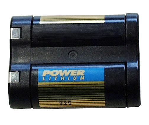 Batterie 6V Lithium 2CR5