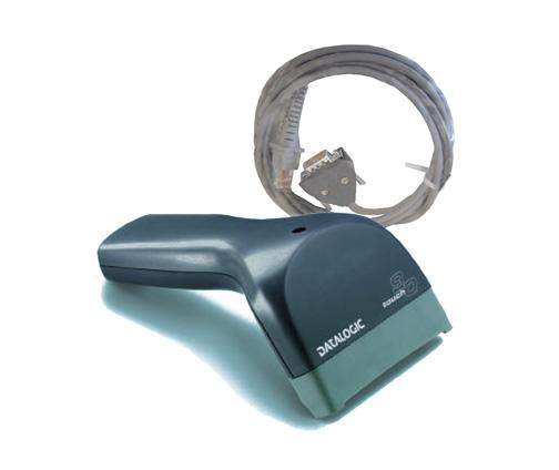 Barcode Handheldscanner 90mm