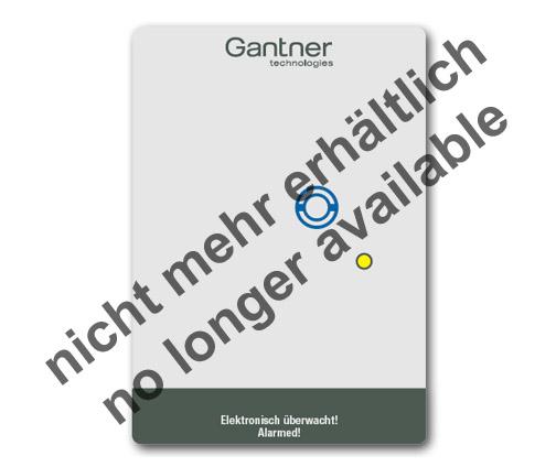 Frontfolie GAT Lock 5010 LB