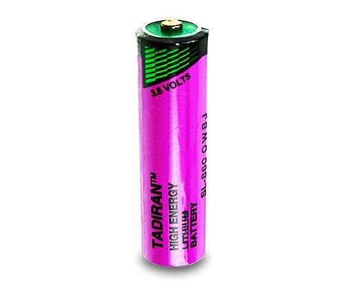 Batterie 3.6V Lithium SL-860/S