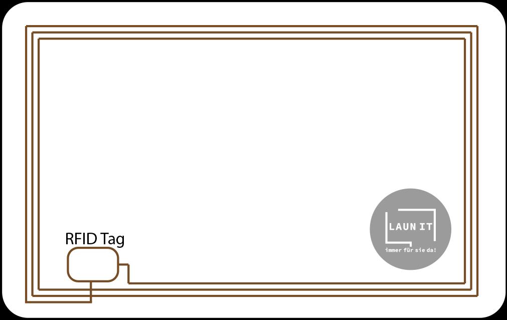 RFID Scheckkartenformat