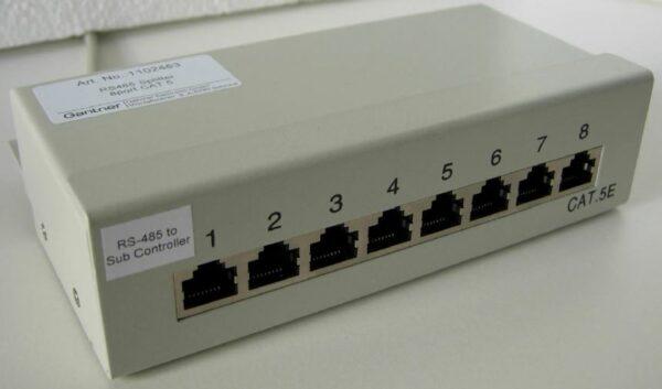 Laun IT Gantner 1102453_RS485-Splitter-8port-CAT-5_0.JPG