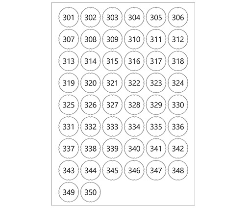 Laun IT Gantner 1103075_GL7p-Number-Sticker_301-350_0g.jpg