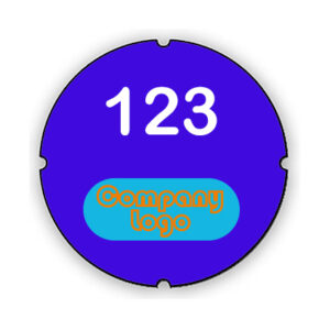 Laun IT Gantner 1103747_GL7p-Customized-Number-Plate_0.jpg